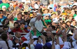 """""""Crecer misericordiosos como el Padre"""", Mensaje del Papa para el Jubileo de los Jóvenes"""