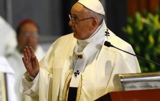 Las frases más duras del Papa en México