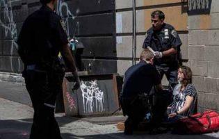 """Marihuana sintética, la causa de una """"epidemia Zombie"""" en Nueva York"""